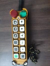 Radio Remote Control System for Cranes