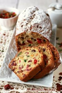 Dry Fruit and Nut Cake