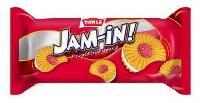 Jam In Cream Biscuits