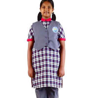 Kv Girls School Uniform