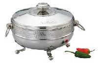 Round Kohinoor Roxy Dish