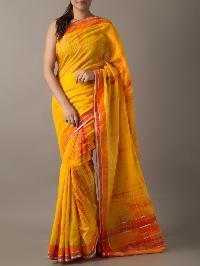 Dyed Sarees