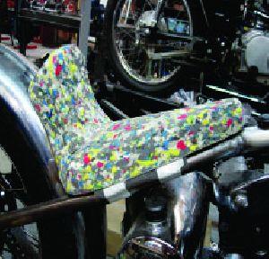 Binders For Rebonded Foam