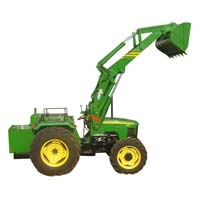 Front End Mounted Tractor Loader