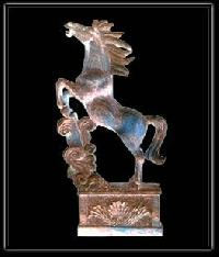 Marble Animal Statue - (ms-01)