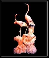 Marble Animal Statue - (ms-02)