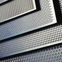 Perforated Sheets Metal