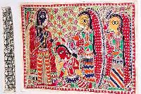 Madhubani Paintings Mp-01