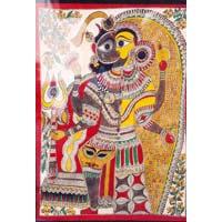 Madhubani Paintings Mp-02