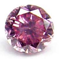 Dark Pink Color Diamond -01