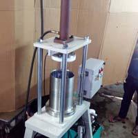 Hard Paste Extrusion Filling Machine