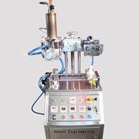 Tube Sealing Machine Semi Automatic Lab Model