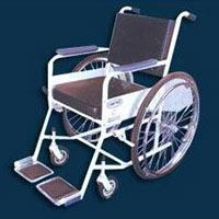 Non Folding Wheelchair