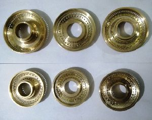 Gas Stove - Brass Burner