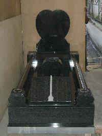 Black Tombstone