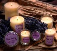 Aroma Wellbeing Candles