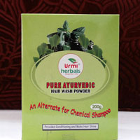 Urmi Herbals Ayurvedic Hair Wash Powder