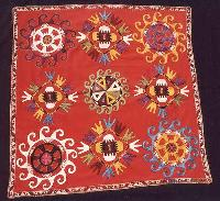 Embroidered Rugs
