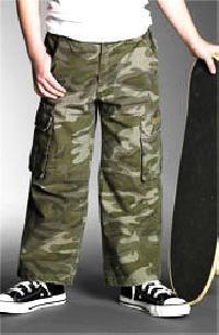 Mens Cargo Pants Sci-777-014