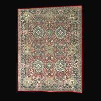 Hand Knotted Kashan Carpets- Psc-459