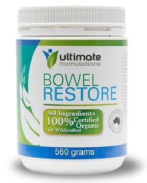 Bowel Restore Supplement