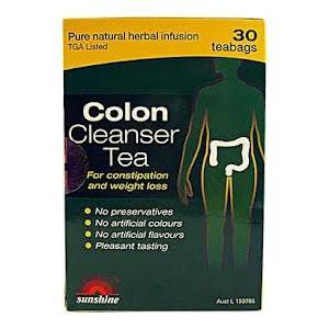Colon Cleanser Tea