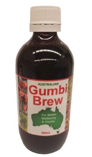 Organic Gumbi Brew