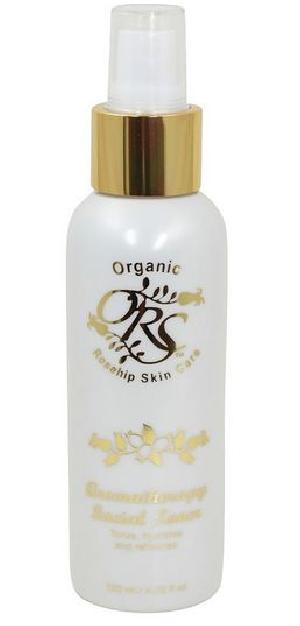 Organic Rosehip Aromatherapy Facial Toner