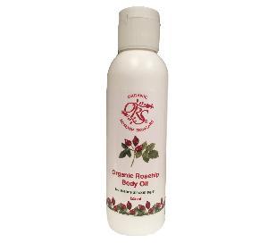 Organic Rosehip Body Oil