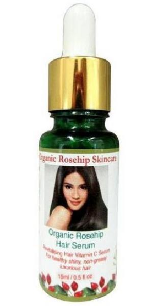 Organic Rosehip Hair Serum