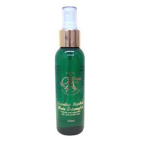 Organic Rosehip Herbal Hair Detangler
