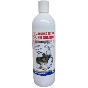 Organic Rosehip Pet Shampoo