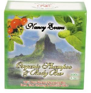 Organic Rosehip Shampoo & Body Bar