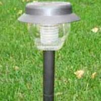 Solar Garden Lighting System
