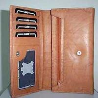 Leather Passport Wallet Lpw-1