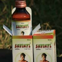 Savinyl Cough Syrup
