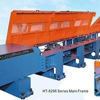 Electro Hydraulic Servo Horizontal Tensile Testing Machines (HT-8296)