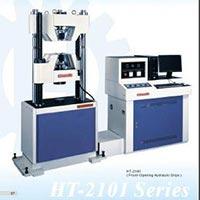 Electro Hydraulic Servo Universal Testing Machine (HT-2101)