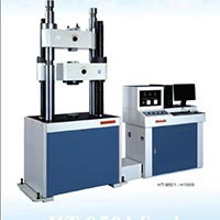 Electro Hydraulic Servo Universal Testing Machine (HT-9501)
