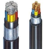 pvc lt control cables