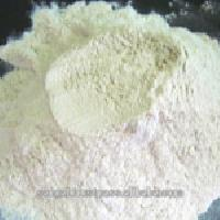 Dry ground mica powder for welding electrodes
