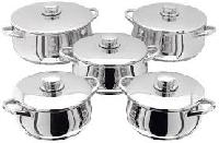 Stainless Steel Casseroles