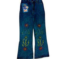 Kids Girls Jeans