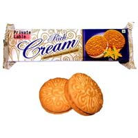 Rich Sandwich Cream Biscuits