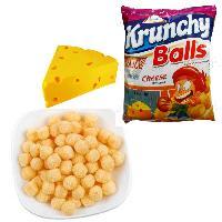 Crunchy Cheese Snacks