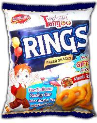 Masala Snacks/ Rings Snacks / Non Spicy Snacks