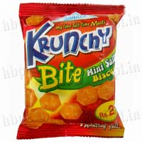 Crunchy Bite Snacks/ Snacks / Krunchy Bite Biscuits