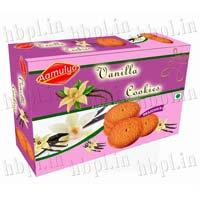Vanilla Chocolate Butter cookies