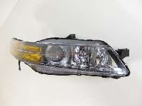 Headlamp Unit Rh Shield