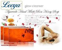 Ayurvedic Rose Honey Soap